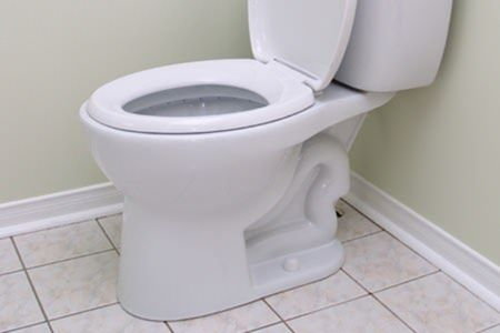 Follow these steps to clean toilet bowl stains.