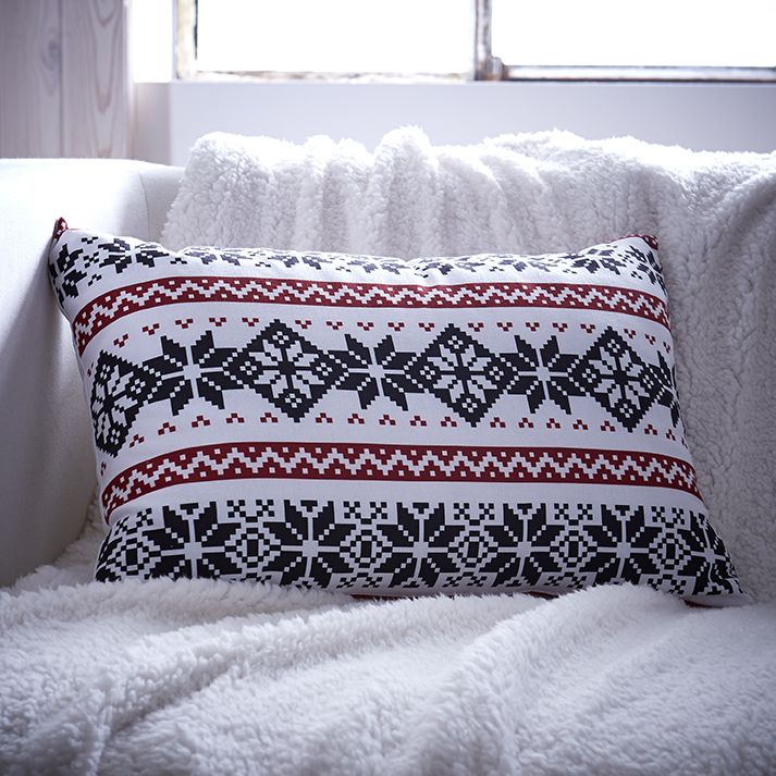 Coussin noel id e d co noel for Idee deco zodio