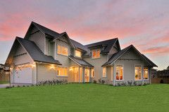 cream - Aberley by Signature Homes Featuring Linea™ Weatherboard & Colorsteel Roof