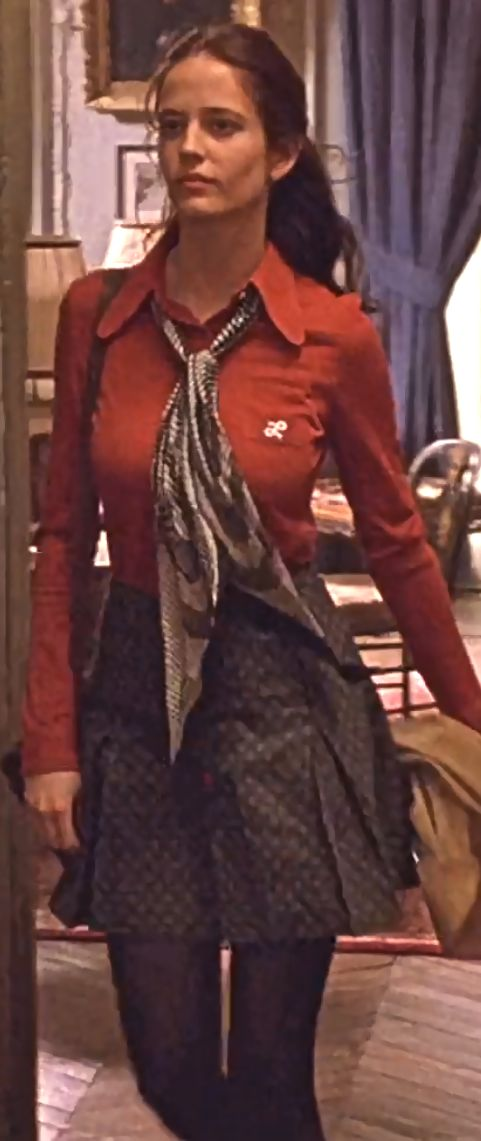 Eva Green - First movie - The Dreamers by Bernardo Bertolucci (2003) - © Recorded Picture Company