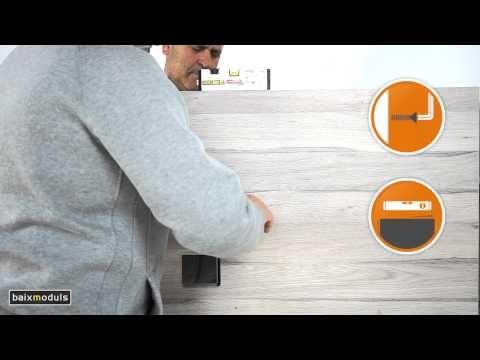 Instrucciones Montaje Mueble TV 115