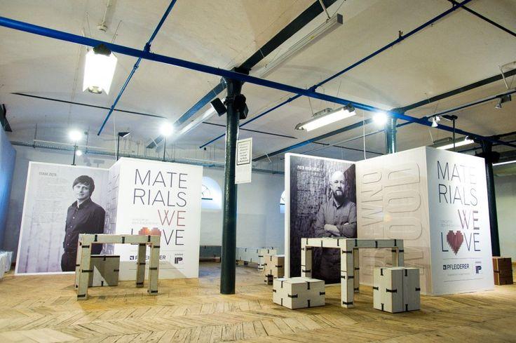 11 października, Łódź Design Festival 2014, pokazane zostały efekty pracy nad serią dekorów dla Pfleiderera zaprojektowanych przez Piotra Kuchcińskiego i Oskara Ziętę.