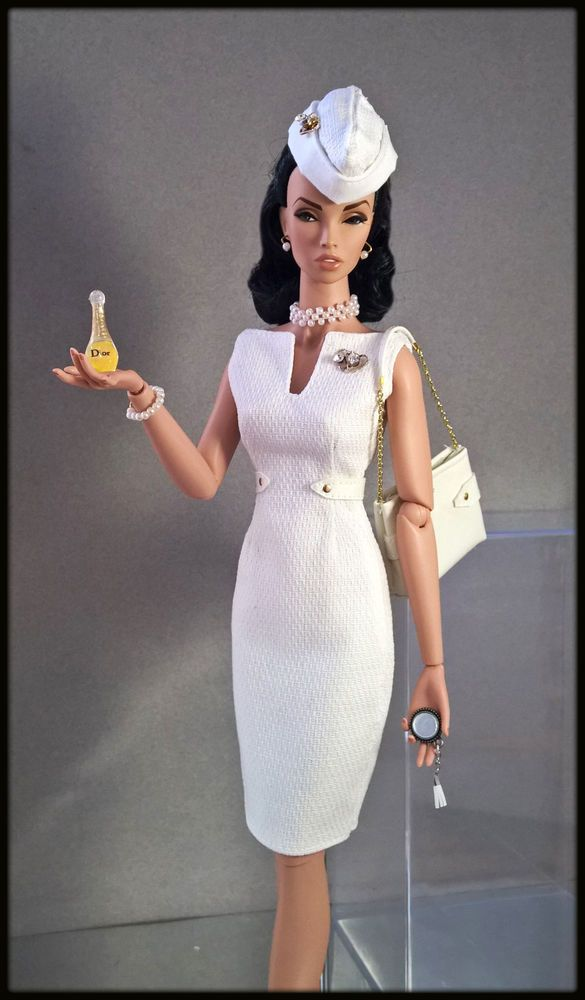 """OOAK Fashions for 16"""" Fashion Royalty/16""""Tulabelle/16""""Poppy parker - W Zipper #Lovefashion"""