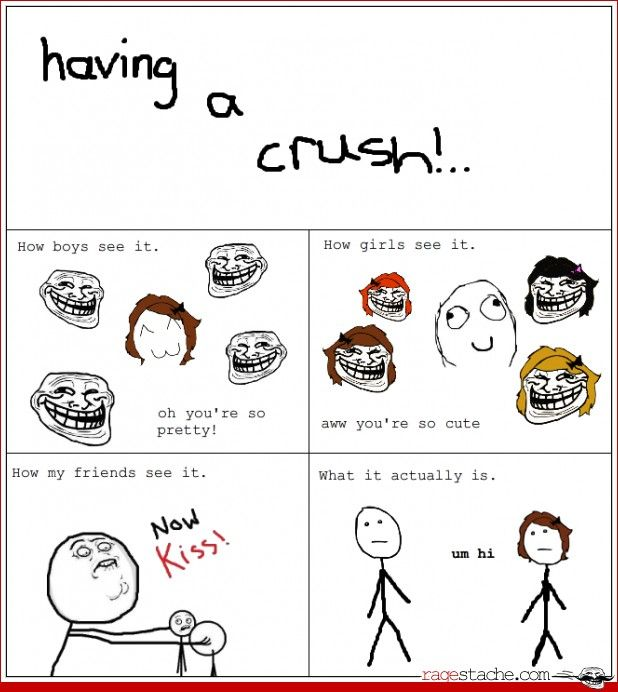 true story: Having A Crushes, Crushes Crushes, Real Life, Basic, Crushes Bwahahaha, Giggl, Haha Crushes, Funnies, Friends Zone