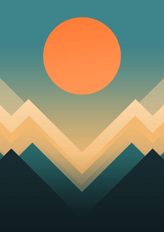 Inca Art Print http://society6.com/product/inca-tcv_print#1=45