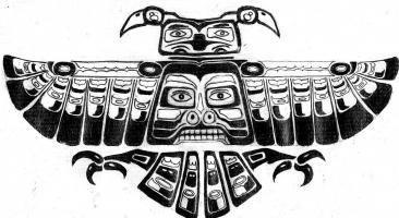 El significado de este símbolo azteca era el poder, la fuerza y el coraje. Estos atributos se adjuntan a las águilas debido a sus impresionantes habilidades de vuelo, su gran tamaño y fuerte carácter. Un tatuaje de un águila azteca a menudo se encuentra en los guerreros.