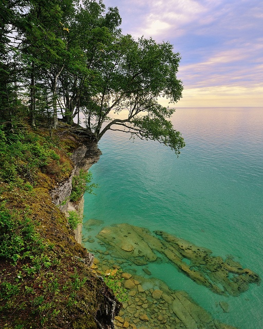 """""""Superior View""""  Pictured Rocks National Lakeshore(Beaver Basin Wilderness) by Michigan Nut, via Flickr"""