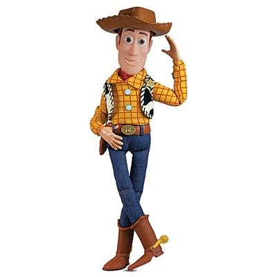토이스토리-우디인형 Talking Woody Action Figure