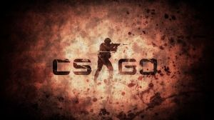 Preview wallpaper counter strike, global offensive, logo 1920x1080