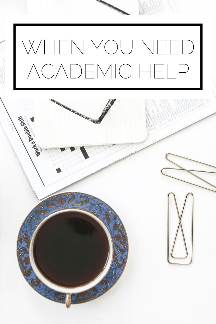 Click to read now or pin to save for later! We all face challenges so here's what to do when you need academic help