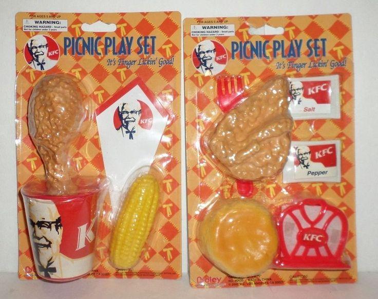 Kfc Toy Food : Best images about vintage toys on pinterest