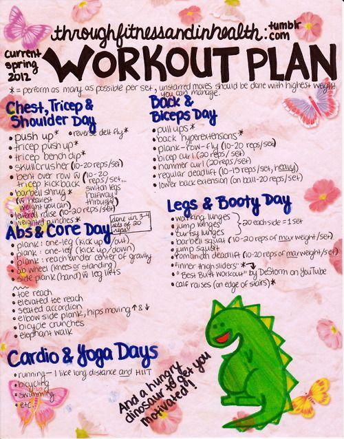 Kanye's workout plan
