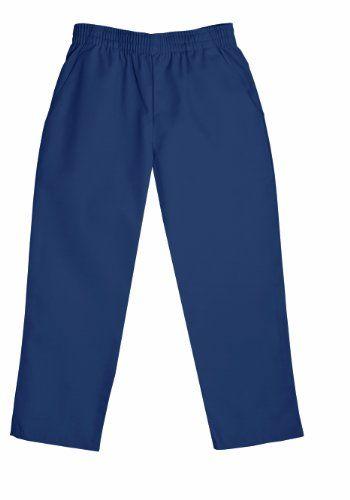 Classroom Big Boys' Uniform Pull-On Husky PantDark Navy18