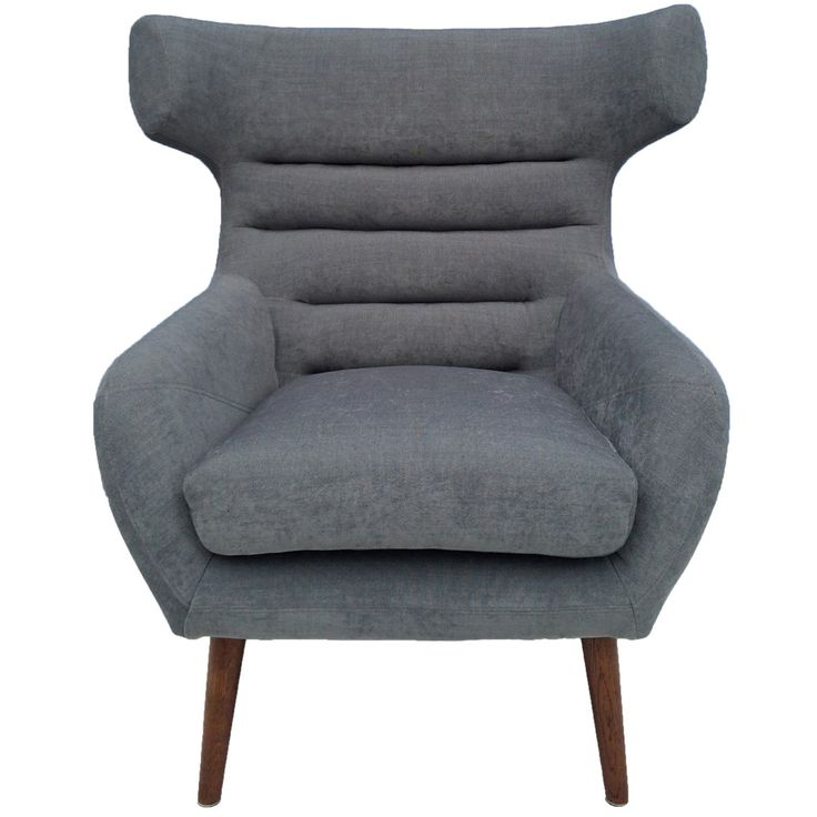 vifah in21 iconic cabriole steel fabric chair