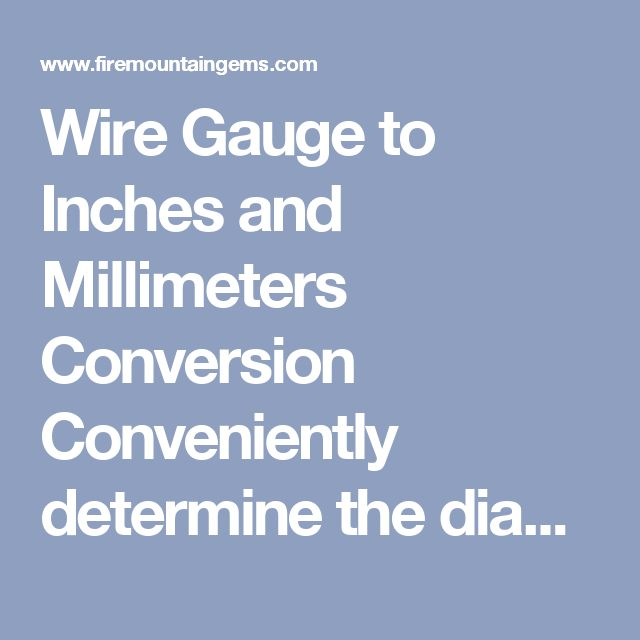 Wire gauge inches conversion image collections wiring table and wire gauge inches chart choice image wiring table and diagram wire gauge to inches conversion images greentooth Images