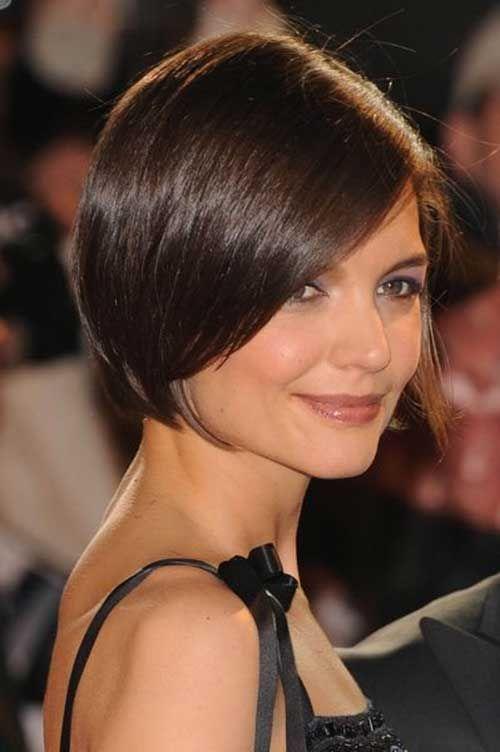 Katie Holmes Hair