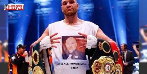 Tarihi skandal sonrası emekli oldu! 3 saat sonra vazgeçti... : Ağır sıklet boks şampiyonu İngiliz sporcu Tyson Fury emekli olduğunu açıklamasından üç saat sonra kararını değiştirdiğini duyurdu.  http://ift.tt/2dLQAZf #Spor   #saat #emekli #ğunu #Fury #Tyson