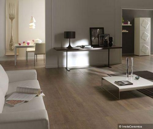 Piastrella per pavimenti in gres porcellanato: aspetto legno STROBUS Coopertiva Ceramica D`Imola