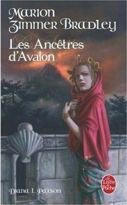 Couverture de Les Ancêtres d'Avalon