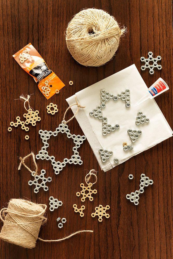 Best 25+ Industrial christmas ornaments ideas on Pinterest ...