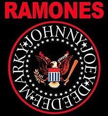 Ramones.  The poster that hangs in Kellan Kyles bedroom