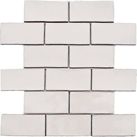 Creamy Crackle Subway Tile By Sonoma