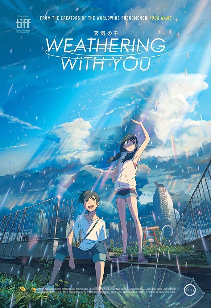 Free Download Weathering With You 2019 Dvdrip