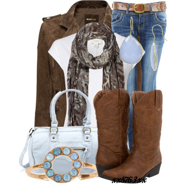 Casual Outfit: Design School, Country Casual, Dreams Closet, Country Fashion, Country Girls, Fall Outfits, Casual Outfits, Cowboys Boots, Country Outfits