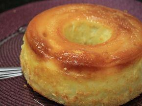 Imagem da receita Bolo queijadinha