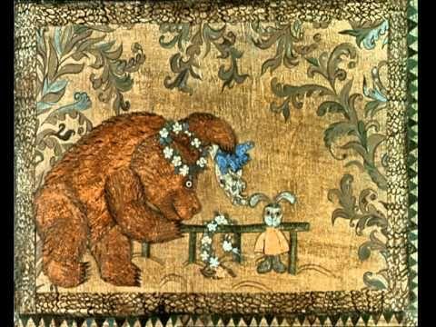 Corto animado basado en un cuento popular ruso, con ilustraciones de Yuri Vasnetsov. ¡Precioso!
