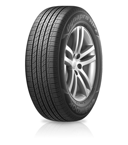 High performance tyre for luxury SUV's. Delivering controlled and precise handling for powerful SUV vehicles, the Dynapro HP2 exceeds all performance expectations.