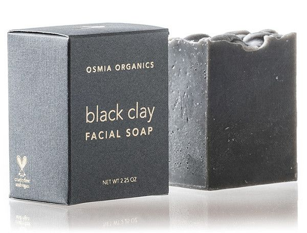 Black Clay Facial Soap
