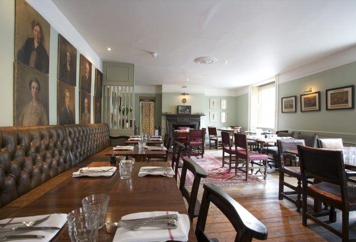 The Wheatsheaf Inn, Cotswolds