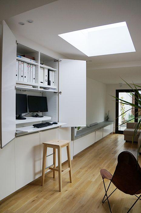 Renovarea unei case vechi, de 2,8 metri lățime: provocarea unui arhitect român în Bruxelles