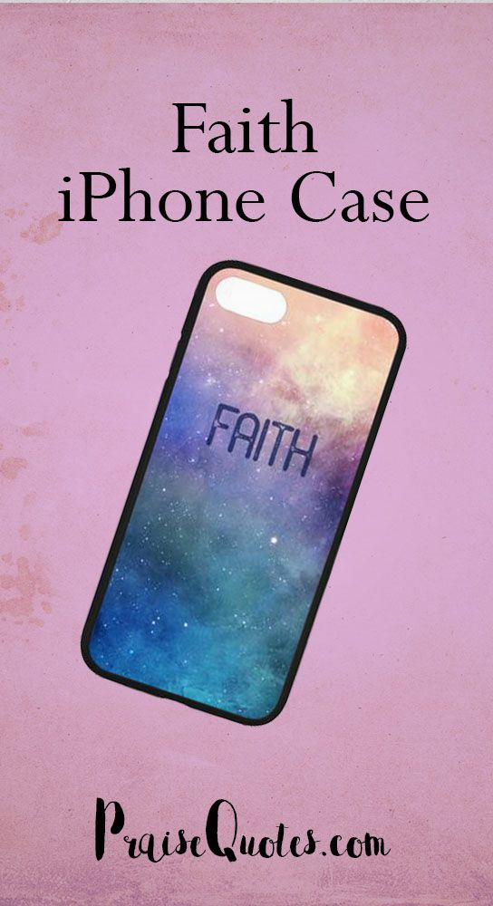 Our Lord is the creator and sustainer of all things, in Him is our faith.  ****FREE SHIPPING****  This iphone case is not available in stores.