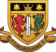 SITTINGBOURNE FC     -  SITTINGBOURNE  - kent-