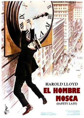 Safety Last! - 1923 - Harold Lloyd: