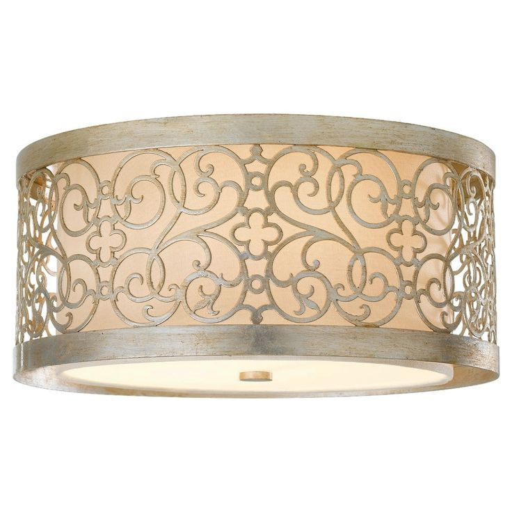 1STOPlighting.com | Arabesque - Two Light Flush Mount