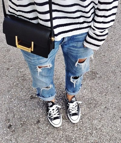 Baskets, Chignon, Blazer... - Tendances de Mode