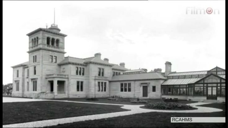 Seafield House, Ayr (once home to Sir William Arrol)