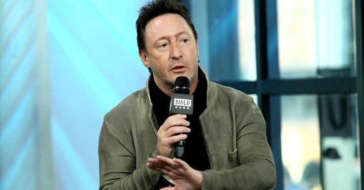 Julian Lennon Wants To Put His Life Story Down In A Memoir