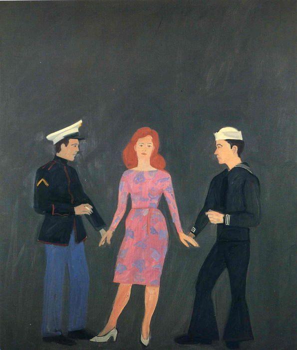 17 best images about alex katz paintings on pinterest a for Katz fine art