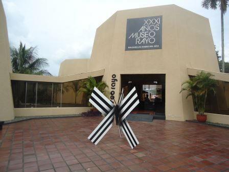 Omar Rayo Museum. Roldanillo, Valle del Cauca, Colombia.