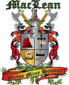 Clan Maclean of Duart coat of arms