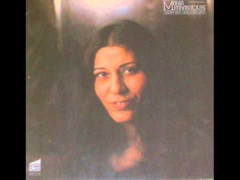 Maria Farantouri - To Treno Fevgi Stis Ochto