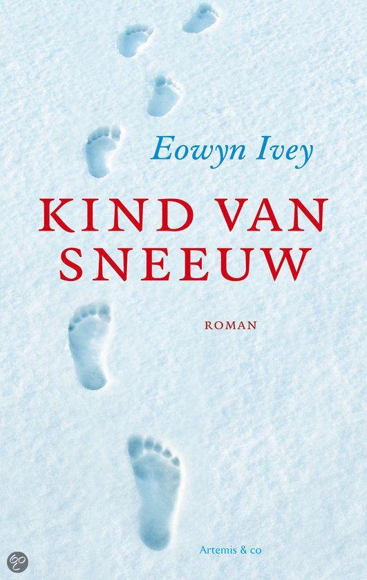 Kind van sneeuw Roman in een sprookjesachtige sfeer, waarin het verlies van een kindje tijdens de zwangerschap een rol speelt.