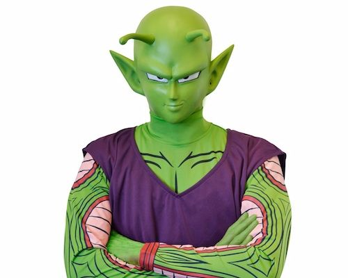 how to make a piccolo costume
