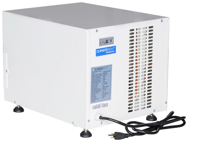 ClimateRight CR2500ACH Dog House Air Conditioner and Heater