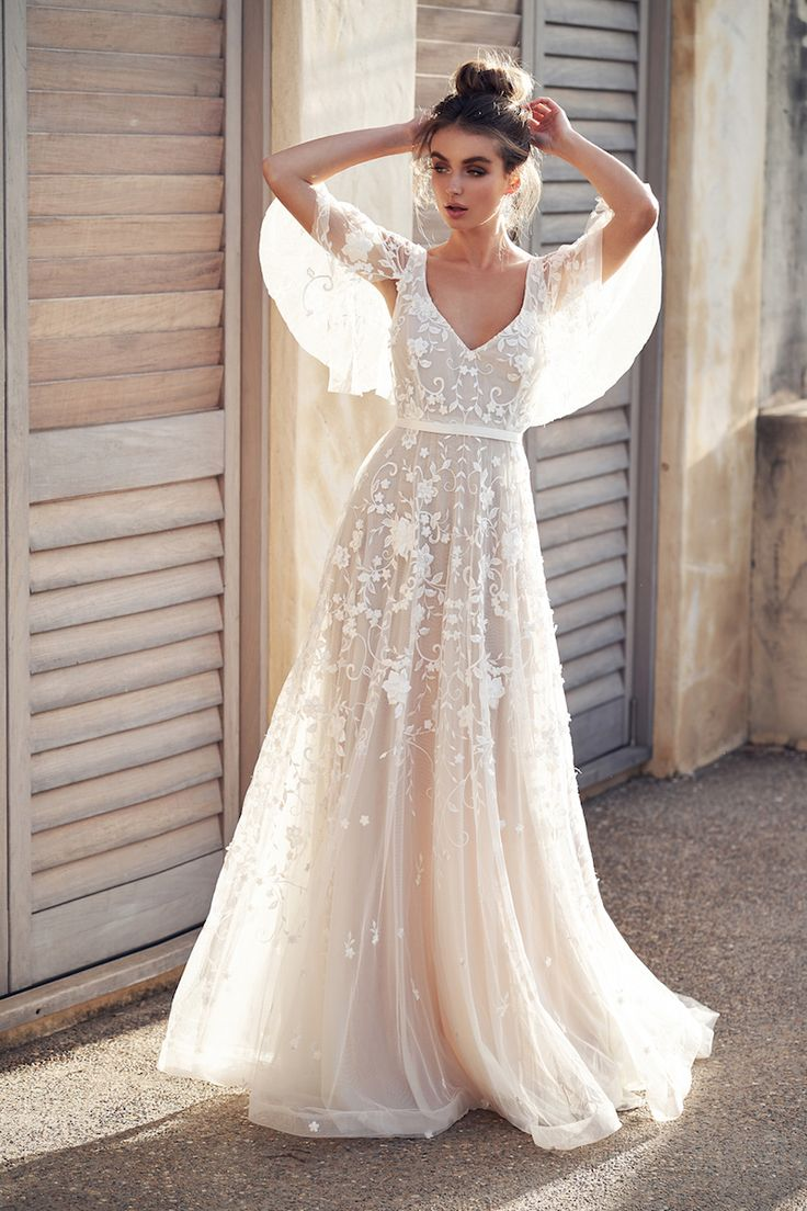 Anna Campbell wedding dress from the new 2018 2019 Wanderlust collection