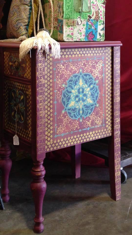 831 mejores im genes de furniture chalk paint by annie - Royal design muebles ...